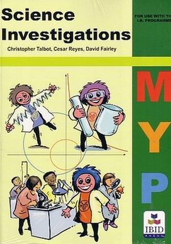 Science Investigations: MYP - Christopher Talbot - 9781876659400