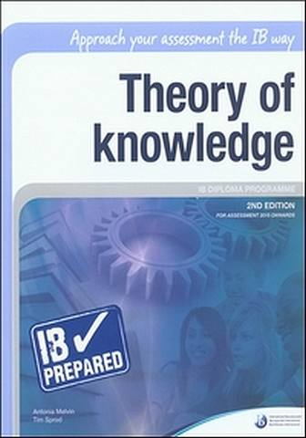 IB Prepared: Theory of Knowledge 2nd Edition - Tim Sprod - 9781910160008