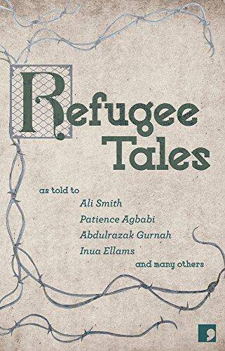 Refugee Tales - Ali Smith - 9781910974230