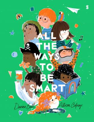 All the Ways to be Smart - Davina Bell - 9781911617556
