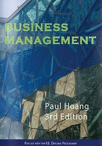 Business Management (3rd Edition) - Paul Hoang - 9781921917240