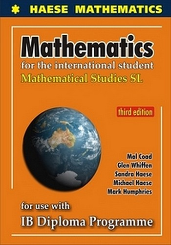 Mathematics for the International Student: Mathematical Studies 3rd Edition