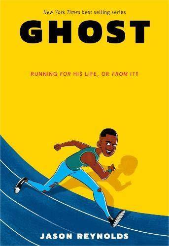 Ghost - Jason Reynolds - 9781999642525