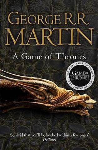 A Game of Thrones (Reissue) (A Song of Ice and Fire