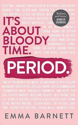 Period. - Emma Barnett - 9780008308070