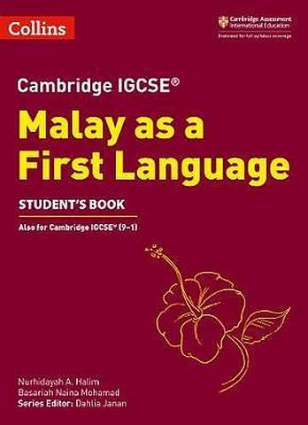 Cambridge IGCSE (TM) Malay as a First Language Student's Book (Collins Cambridge IGCSE (TM)) - Azfa Ilyana Bt Ishak - 9780008311056