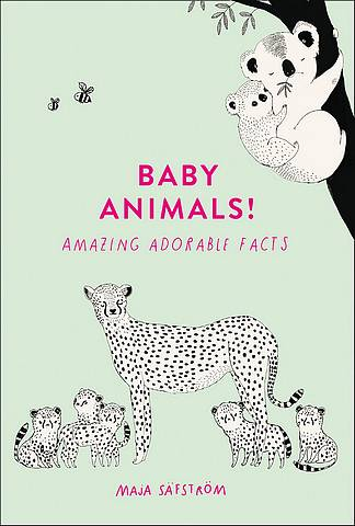 Baby Animals!: Amazing Adorable Facts - Maja Safstrom - 9780008372361