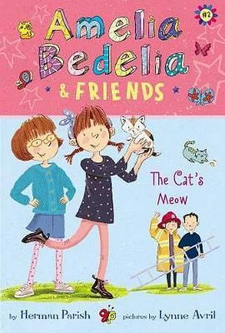 Amelia Bedelia & Friends #2: Amelia Bedelia & Friends The Cat's Meow - Herman Parish - 9780062935212