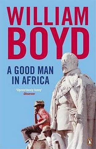 A Good Man in Africa - William Boyd - 9780141046891