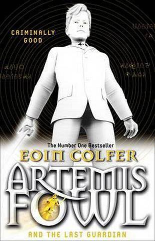 Artemis Fowl and the Last Guardian - Eoin Colfer - 9780141340760