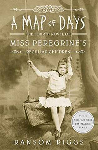 A Map of Days: Miss Peregrine's Peculiar Children - Ransom Riggs - 9780141385921