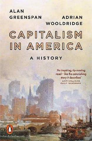Capitalism in America: A History - Alan Greenspan - 9780141989310