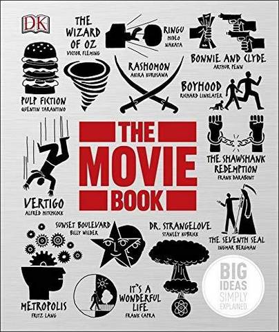 The Movie Book: Big Ideas Simply Explained - DK - 9780241188026
