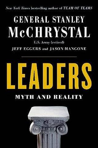 Leaders: Myth and Reality - Stanley McChrystal - 9780241336342