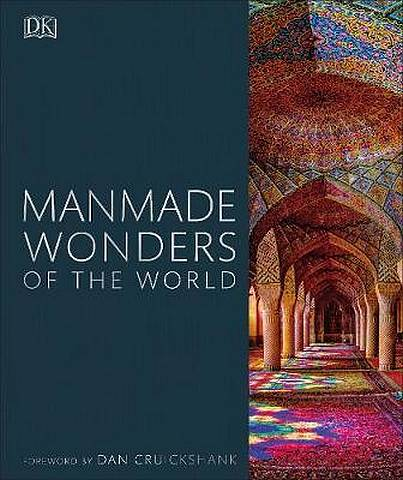 Manmade Wonders of the World - DK - 9780241340714