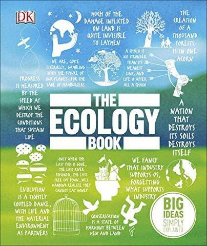 The Ecology Book: Big Ideas Simply Explained - DK - 9780241350386