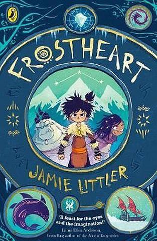 Frostheart - Jamie Littler - 9780241355220