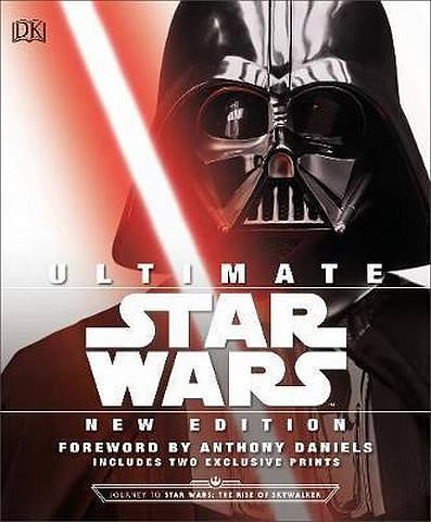 Ultimate Star Wars New Edition: The Definitive Guide to the Star Wars Universe - Adam Bray - 9780241357668
