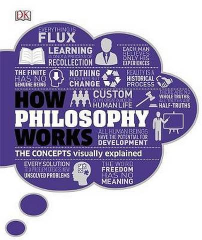 How Philosophy Works: The concepts visually explained - DK - 9780241363188