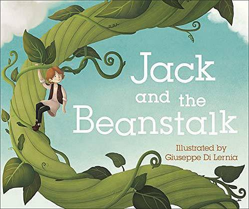 Jack and the Beanstalk - DK - 9780241370995