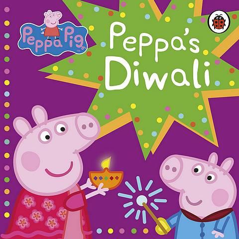 Peppa Pig: Peppa's Diwali - Peppa Pig - 9780241371541