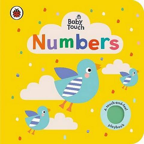 Baby Touch: Numbers -  - 9780241379110