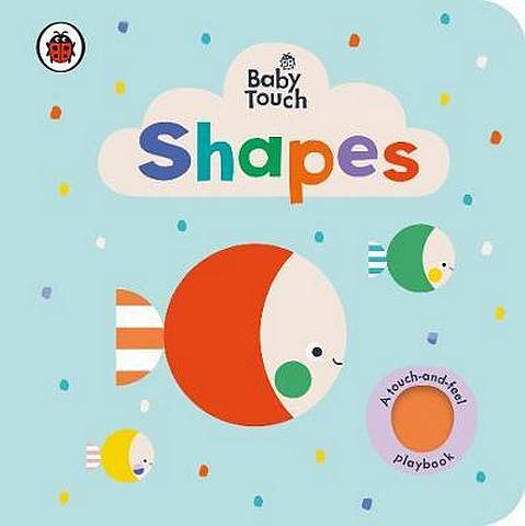 Baby Touch: Shapes -  - 9780241379158