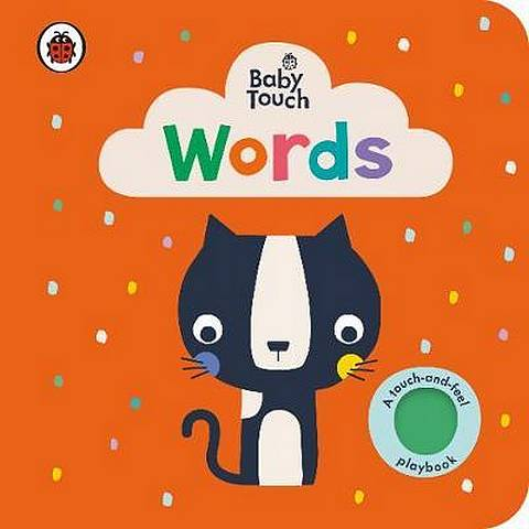 Baby Touch: Words -  - 9780241379165