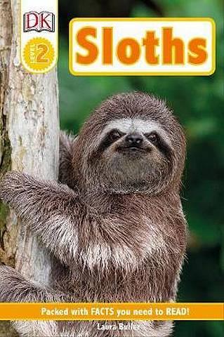 Sloths - DK - 9780241379264