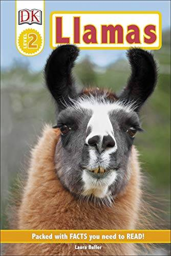 Llamas - DK - 9780241379295