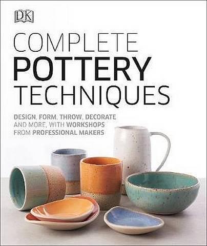Complete Pottery Techniques: Design