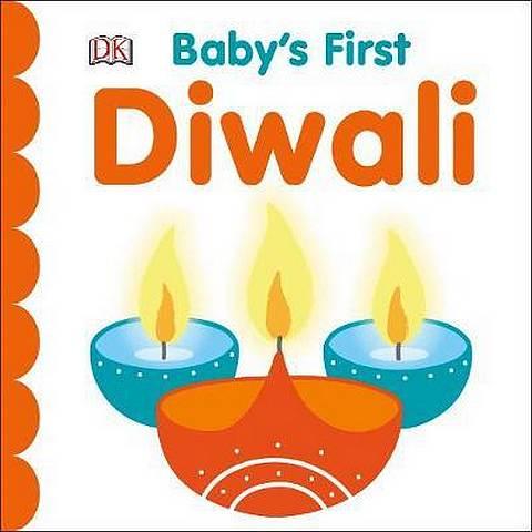 Baby's First Diwali - DK - 9780241386200
