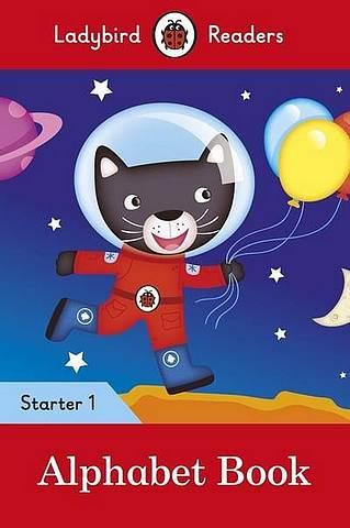 Alphabet Book - Ladybird Readers Starter Level 1 -  - 9780241393673