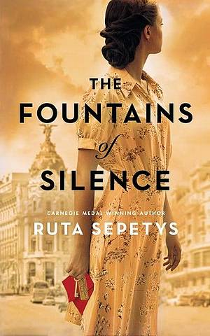 The Fountains of Silence - Ruta Sepetys - 9780241421871