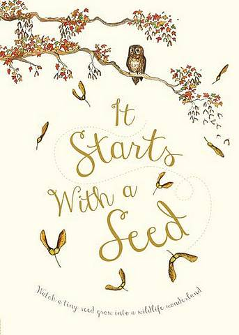 It Starts With A Seed - Laura Knowles - 9780711244078