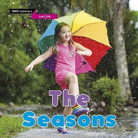 Let's Talk: The Seasons - Sasha Morton - 9780711244290
