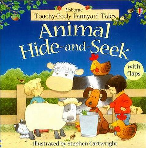 Poppy and Sam's Animal Hide and Seek -  - 9780746055755