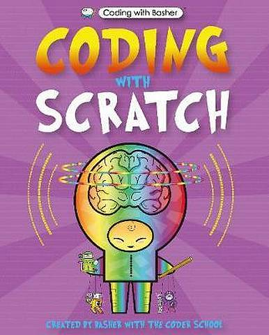 Coding with Scratch - Simon Basher - 9780753444740