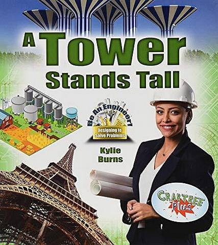 A Tower Stands Tall - Kylie Burns - 9780778751663