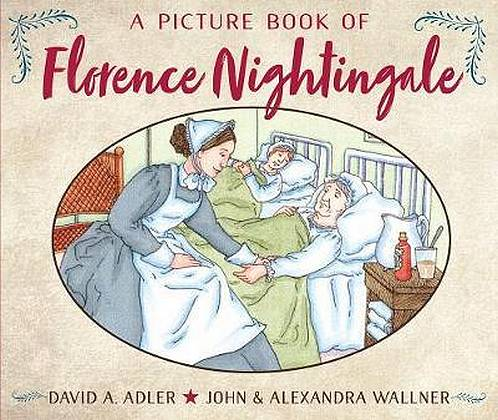 A Picture Book Of Florence Nightingale - David A. Adler - 9780823442713