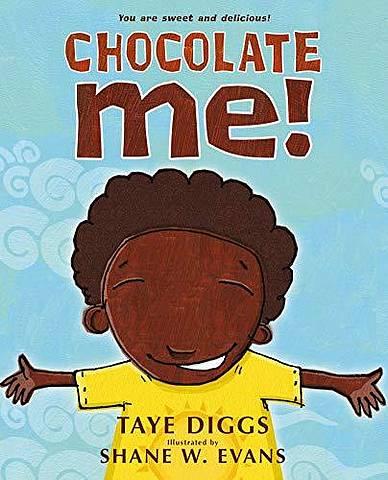 Chocolate Me! - Taye Diggs - 9781250207852