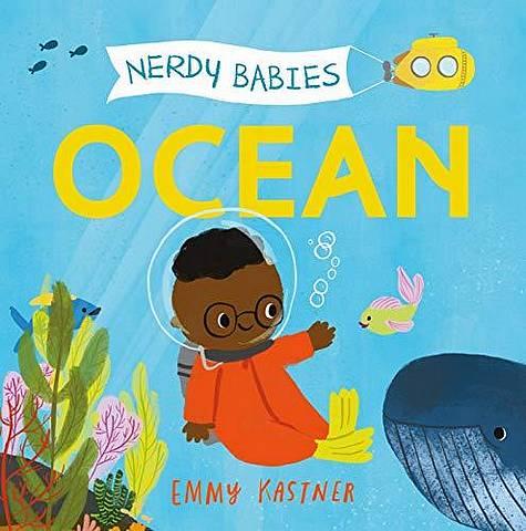 Nerdy Babies: Ocean - Emmy Kastner - 9781250312167