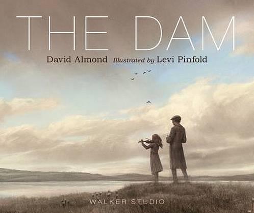 The Dam - David Almond - 9781406386035