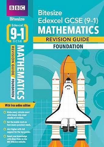 BBC Bitesize Edexcel GCSE (9-1) Maths Foundation Revision Guide - Navtej Marwaha - 9781406685671