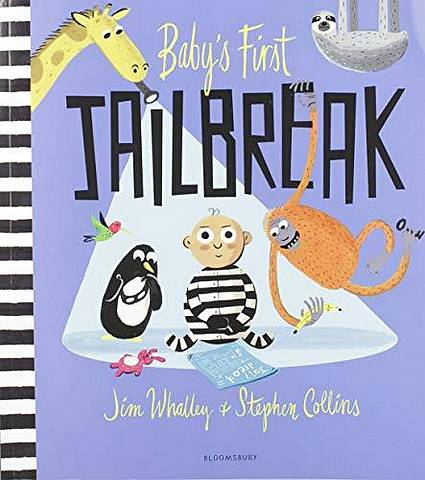 Baby's First Jailbreak - Jim Whalley (De Montfort University