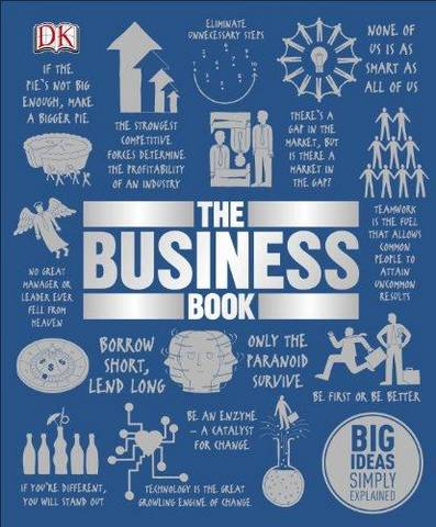 The Business Book: Big Ideas Simply Explained - DK - 9781409341260