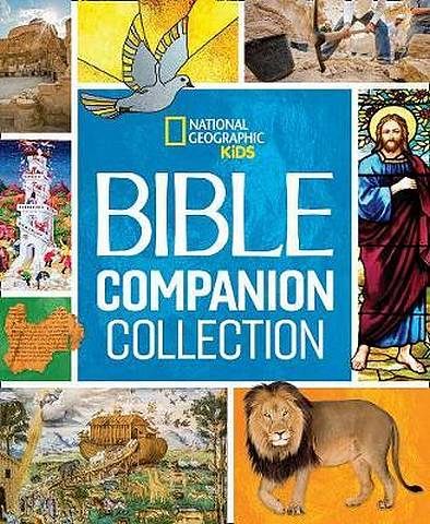 Bible Box Set (National Geographic Kids) - National Geographic Kids - 9781426336621