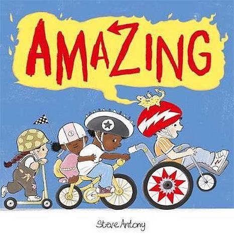 Amazing - Steve Antony - 9781444944716