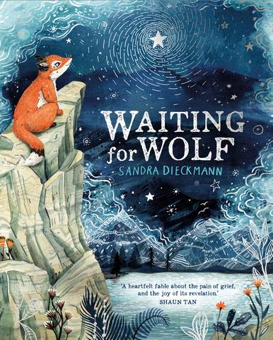 Waiting for Wolf - Sandra Dieckmann - 9781444946581
