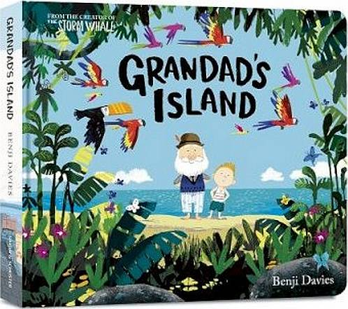 Grandad's Island - Benji Davies - 9781471185106